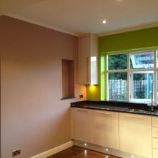 transform your kitchen with our painters