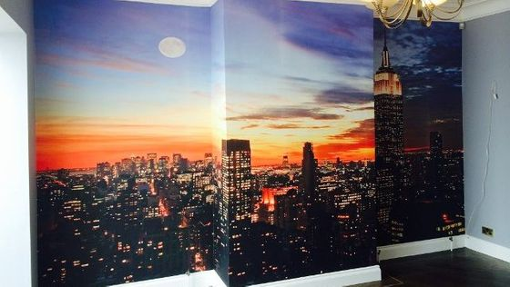 A Mural we have done for a customer